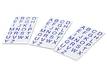 Sticker LETTRES MAGNETIQUES Temium
