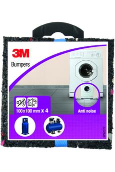 Accessoire pour appareil de lavage PATIN ANTI-VRIBRATION 500344G 3m