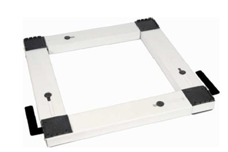 accessoire pour appareil de lavage meliconi base wash roller darty. Black Bedroom Furniture Sets. Home Design Ideas