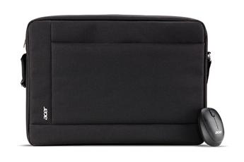 """Sacoche pour ordinateur portable PACK sacoche + souris pour ordinateur portable jusqu'à 17,3"""" Acer"""