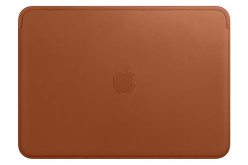28f70c26a253 Sacoche pour ordinateur portable Housse en cuir Havane pour MacBook 12