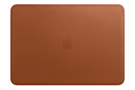 d030107ce8 Sacoche pour ordinateur portable Apple Housse en cuir Havane pour MacBook  Pro 13 pouces