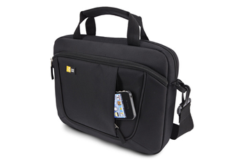 """Sacoche pour ordinateur portable Sacoche Slim Case noire pour ordinateur portable 11"""", iPad et Tablette Case Logic"""