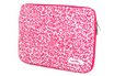 Case Scenario Housse rose KEITH HARRING MAC BOOK PRO 13