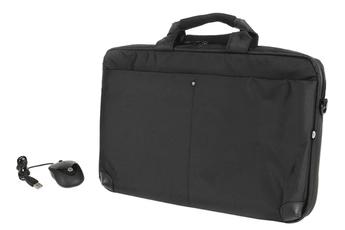 "Sacoche pour ordinateur portable Notebook Mobility Kit Sacoche 15/16"" + Souris Hp"