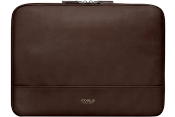 38e5bb3e16 Sacoche pour ordinateur portable Origine Sleeve Marron 12,5-14'' Mobilis