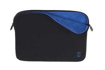 c57fcb54d9 Sacoche pour ordinateur portable Housse sleeve noire et bleue pour MacBook  Pro 13