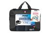 """Sacoche pour ordinateur portable Pack sacoche Top Loading noire + souris pour ordinateurs portables 15,6"""" Port"""