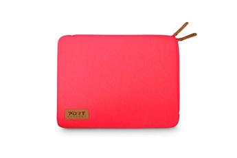 """Sacoche pour ordinateur portable Housse Torino sleeve universelle rose pour ordinateur portable 12,5"""" Port"""