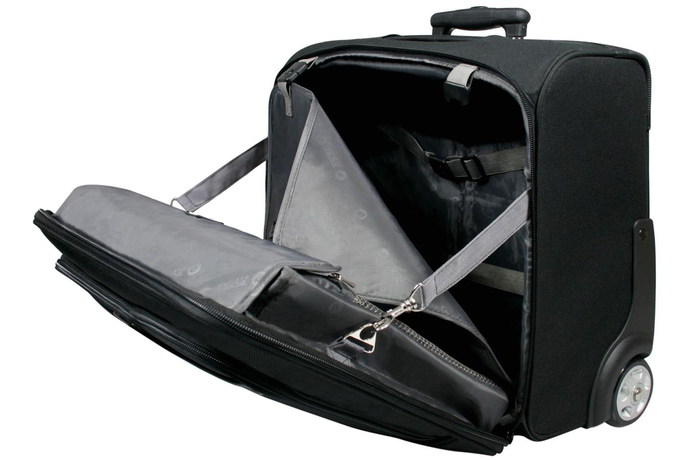 sacoche pour ordinateur portable port sacoche trolley manhattan 15 6 4161300 darty. Black Bedroom Furniture Sets. Home Design Ideas