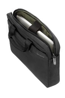 Sacoche pour ordinateur portable Sacoche grise pour ordinateur portable 12 pouces Samsonite