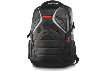 """Sacoche pour ordinateur portable Sac à dos en nylon noir pour ordinateur portable 17,3"""" Targus"""