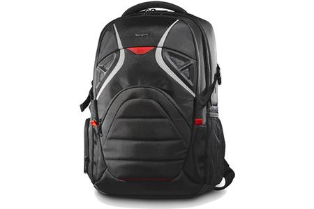 sacoche pour ordinateur portable targus sac dos en nylon noir pour ordinateur portable 17 3. Black Bedroom Furniture Sets. Home Design Ideas