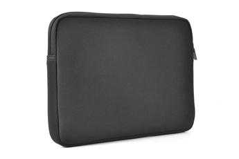 """Sacoche pour ordinateur portable Housse en néoprène noire pour ordinateur portable 15,6"""" Temium"""
