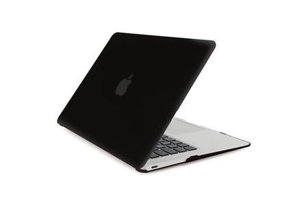 sacoche pour ordinateur portable tucano coque nido macbook pro retina 13 noire etui macbook. Black Bedroom Furniture Sets. Home Design Ideas