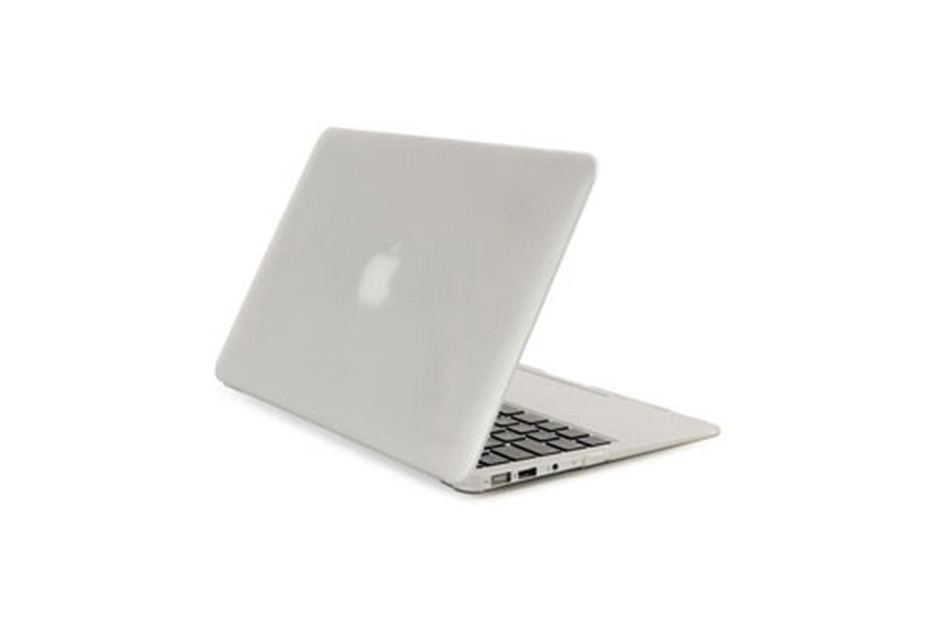 sacoche pour ordinateur portable tucano coque rigide transparente nido pour macbook pro 13. Black Bedroom Furniture Sets. Home Design Ideas