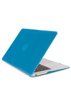 """Sacoche pour ordinateur portable Coque NIDO Macbook Air 11"""" bleu ciel Tucano"""