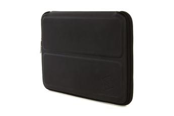 """Sacoche pour ordinateur portable Housse Cargo noire pour Mac Book Air 11"""" Tucano"""