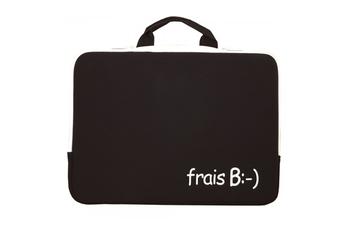 """Sacoche pour ordinateur portable Housse sleeve noire pour ordinateur portable 15"""" Urban Factory"""