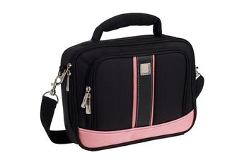 """Sacoche pour ordinateur portable Sacoche Urban Ultra Bag pour mini PC jusqu'à 10,2"""" Rose/Noir Urban Factory"""