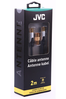 Cable video COAX B MM ADAP FF2M Jvc