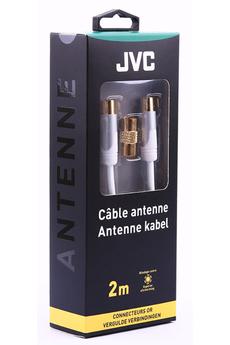 Connectique Audio / Vidéo Jvc COAX W MM ADAP FF2M