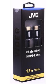 Connectique Audio / Vidéo Jvc CORDON HDMI 1,5 GOLD