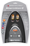 Cable video Monster MC PCX 5M