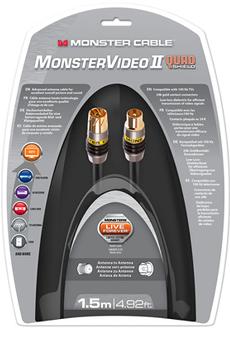 Connectique Audio / Vidéo Monster Cable QUAD PCX 1.5M