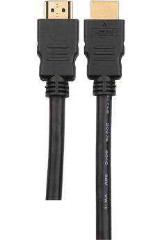 Connectique Audio / Vidéo Onearz Mobile Gear Câble HDMI 4K UHD Gold 2 mètres