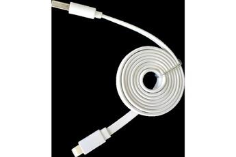 Connectique Audio / Vidéo Onearz Mobile Gear Câble plat On Earz USB Sync Charge avec connecteur ligh