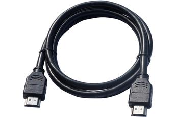 Connectique Audio / Vidéo Temium CABLE HDMI 1,2 M