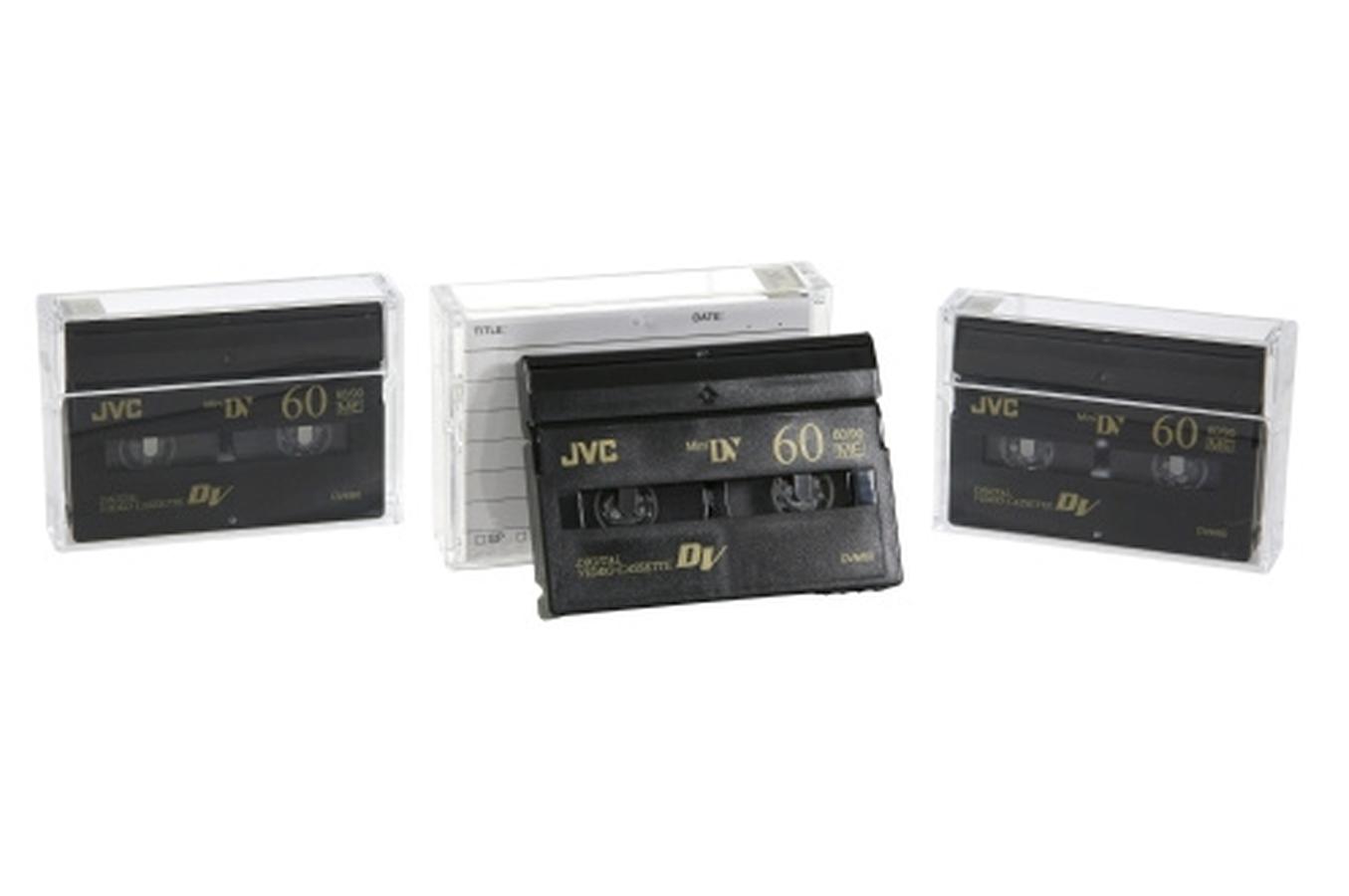 cassette cam scope jvc dv 60mn x3 mdv60de3 1196820 darty. Black Bedroom Furniture Sets. Home Design Ideas