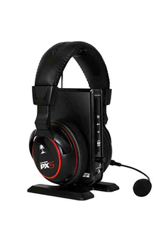 Casque micro / gamer Ear Force PX5 pour PS3 / Xbox 360 Bigben