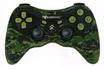 Subsonic Pro Controller Camo Edition PS3 Verte photo 1
