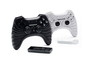 Accessoires PS3 Thrustmaster WIRELESS DUO NOIRE ET BLANC