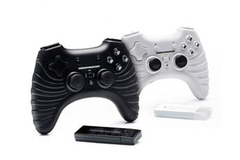Accessoires PS3 WIRELESS DUO NOIRE ET BLANC Thrustmaster