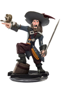 Disney Infinity Barbossa (Pirates Des Caraïbes)