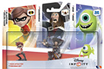Disney Infinity Pack Acolytes 3 figurines (Elastigirl, Barbossa, Bob) photo 1