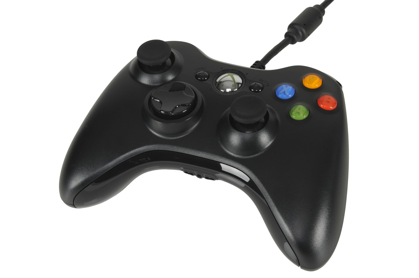 how to connect xbox 360 controller to console