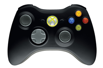 Accessoires Xbox 360 XBOX 360 WIRELESS CONTROLLER FOR WINDOWS Microsoft