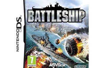 Jeux DS / DSI Activision BATTLESHIP
