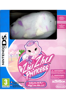 Jeux DS / DSI ZHU ZHU PRINCESS BUNDLE Activision