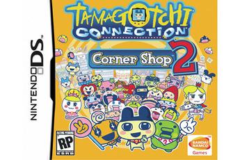 Jeux DS / DSI TAMAGOTCHI 2 DS Atari