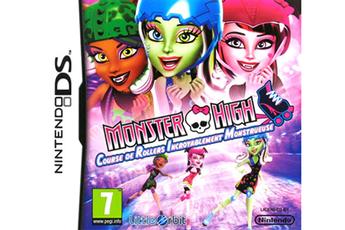 Jeu Nintendo DS - Monster High Skultimate Roller Maze