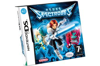 Jeux DS / DSI SPECTROBES Buena Vista Games