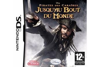 Jeux DS / DSI PIRATES DES CARAIBES 3 Disney