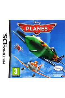 Jeux DS / DSI PLANES Disney