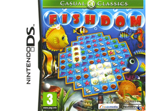 Jeux DS / DSI FISHDOM Easy Interactive
