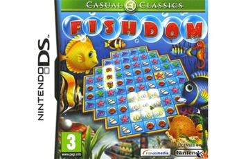 Jeux DS / DSI FISHDOM Easy Interactive